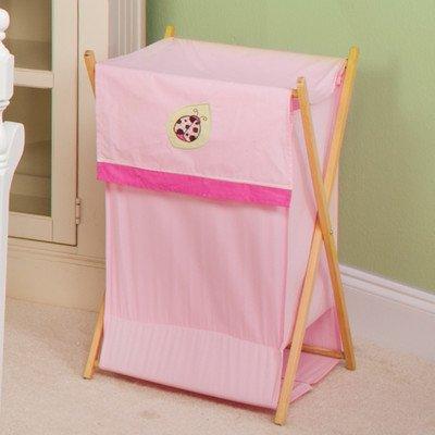 UPC 855562002791, Pam Grace Creations Laundry Hamper, Ladybug Lucy