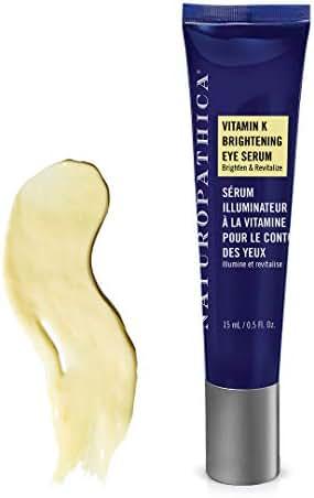 Eye Creams & Masks: Naturopathica Vitamin K Brightening Eye Serum