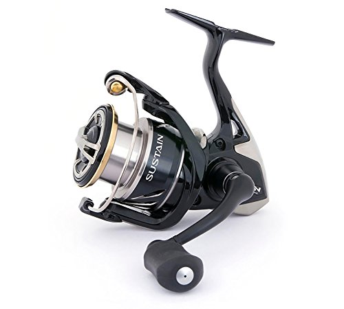 Shimano Sustain C 3000 HG FI Compact Spinning Fishing Reel Model 2018, SAC3000HGFI