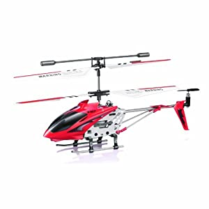 Syma S107/S107G  R/C Helicopter with Gyro- Red - 41Czt6B9iEL - Syma S107/S107G R/C Helicopter with Gyro- Red