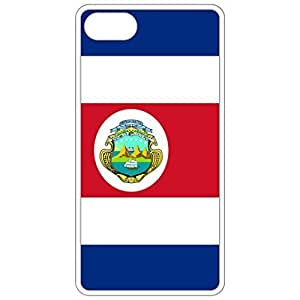 Costa Rica Flag - White Apple Iphone 6 (4.7 Inch) Cell Phone Case - Cover