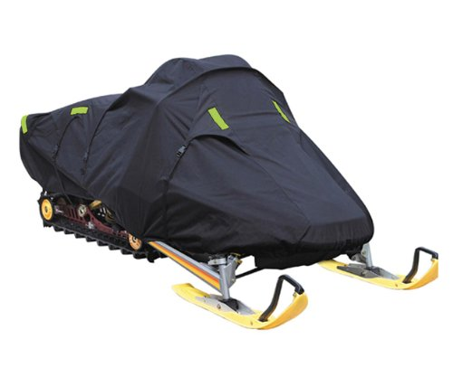 Trailerable Snowmobile Snow Machine Sled Cover Polaris 600 Edge Touring 2003 2004 2005 by SBU