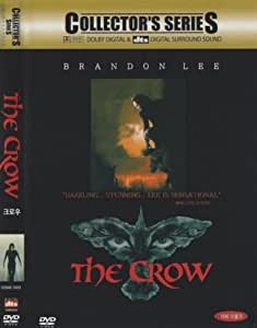 The Crow (1994) Brandon Lee, Michael Wincott and Rochelle Davis [DVD, Import, All Regions, NTSC]