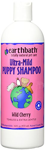 Earthbath Totally Natural Pet Shampoo, Puppy...