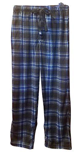IZOD Men's Soft Fleece Lounge Pants (Medium, Oxford)