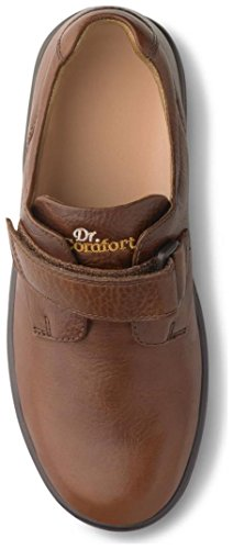 Dr. Comfort Maggy Women's Therapeutic Diabetic Extra Depth Shoe: Chestnut 8 X-Wide (E-2E) Velcro by Dr. Comfort (Image #1)
