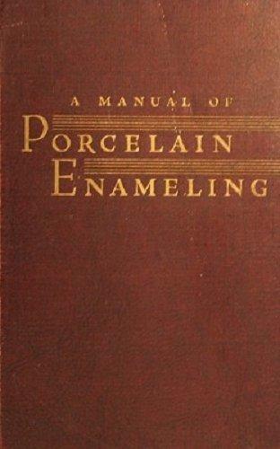 (A manual of porcelain enameling,)