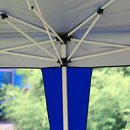 Kinbor Outdoor Portable Adjustable Instant Pop Up Gazebo Canopy Tent by Kinbor (Image #4)