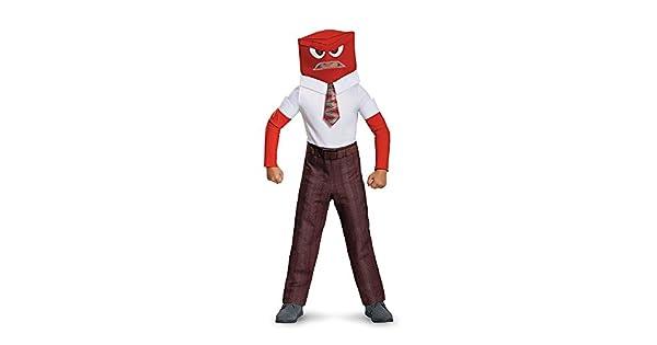 Amazon.com: Disguise Ira Classic Niño Disfraz, Multi Color ...