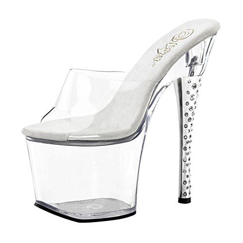 Pleaser Day and Night Women's Platform ZkdcwdE