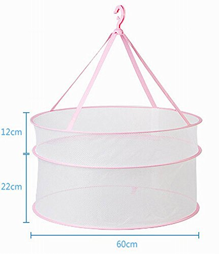 Practical 2 Tier Clothes Drying Rack Hanging Indoor Drying R