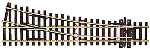 (Peco HO Scale Track - Code 100 Insulfrog Small Radius Right Turnout/Switch(SL91))