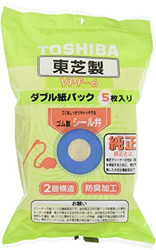 VPF-6 paper pack TOSHIBA (Japan Import) (Toshiba Pack)