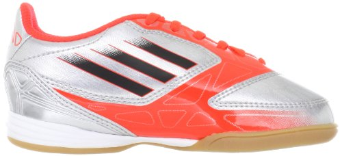 adidas F10 IN junior SILBER V21300 Grösse: 34 Silber