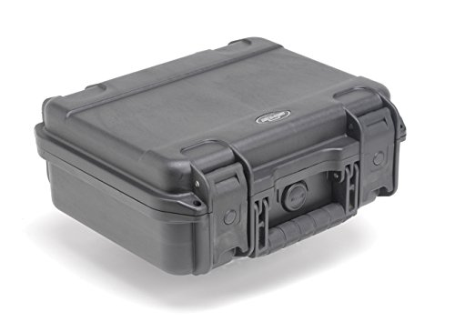 SKB 3I-1610-5B-C Mil-Std Waterproof Case with Cubed Foam