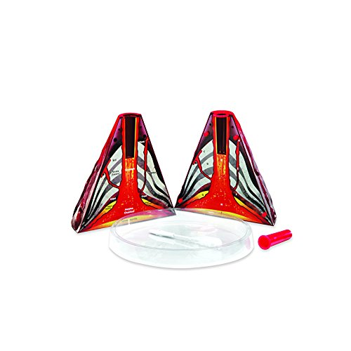 Section Model Earth Cross (LEARNING RESOURCES ERUPTING VOLCANO MODEL (Set of 3))