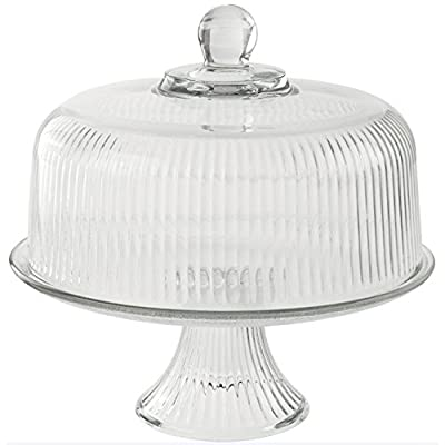 Anchor Hocking Cake Dome Platter