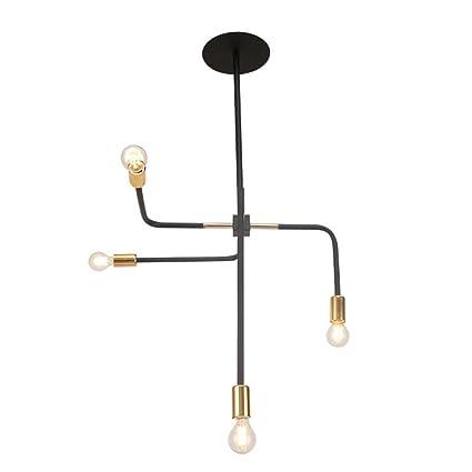 candelabro Modern Chandeliers Lighting Lámparas de Techo ...