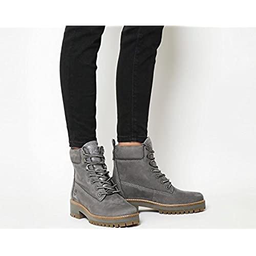 Timberland Courmayeur Valley YB Dark Grey CA1KLV, Boots - 37 EU low-cost cb5f19c63dfb