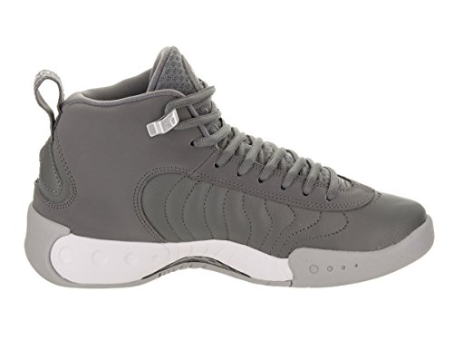 Nike Jordan Kinder Jordan Jumpman Pro BG Cooles graues / weißes Wolfsgrau