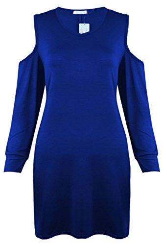 Vanilla Inc - Camisas - Manga Larga - para mujer azul real