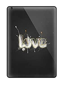 New Arrival Ipad Air Case Beautiful Loves For Facebook Case Cover