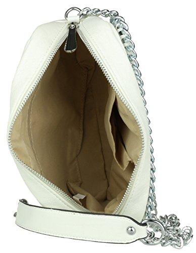 Blanc Handbags femme pour Pochette Girly nwUYq8fFw
