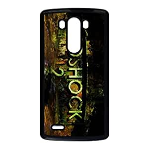 Unique Design Cases LG G3 Cell Phone Case BioShock Jsupf Printed Cover Protector