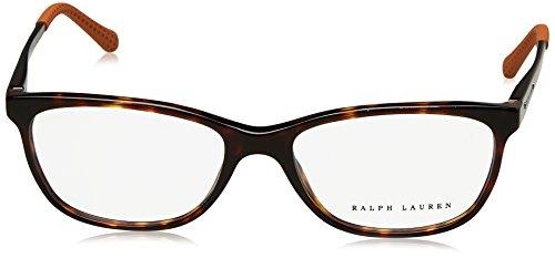 Ralph Lauren Women's RL6135 Eyeglasses Dark Havana 52mm