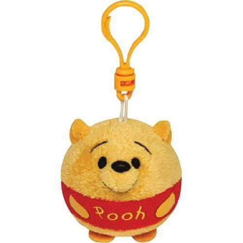 Ty Beanie Ballz Winnie the Pooh   Bear Clip