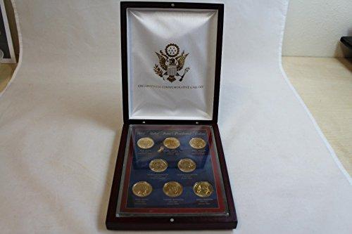 Genuine 2007 PD U.S Presidential Dollars UNC Set (CC1732)