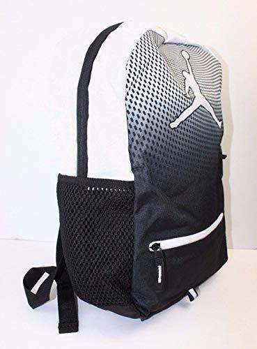 2ab3757dd9 Nike Air Jordan Jumpman Youth 23 Backpack Book Bag + FREE FIDGET CUBE  (Black &