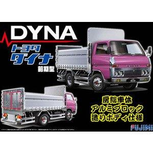 フジミ模型 1/32 トヨタ ダイナ 前期型 房総車体 アルミブロック造りボディの商品画像