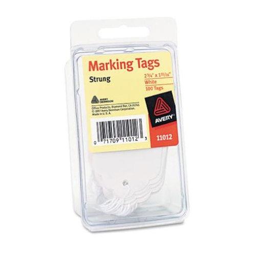 Avery 11012 White Marking Strings