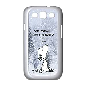 Best Phone case At MengHaiXin Store Snoopy Pattern 74 For Samsung Galaxy S3