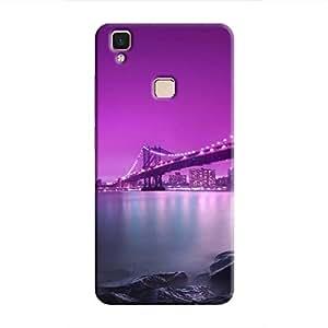 Cover It Up - Bridge-Purple V3 Max Hard Case