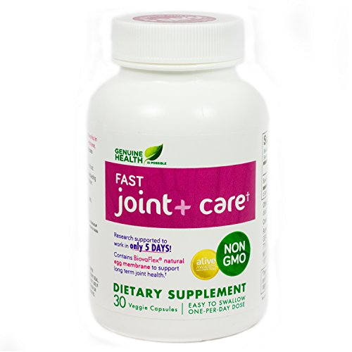Genuine Health Fast Joint+ Care 30 Capsules