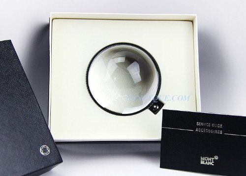 - Montblanc Lifestyle Accessories Crystal Paperweight