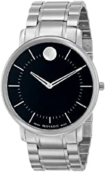Movado Men's 0606687 Movado TC Stainless Steel Bracelet Watch