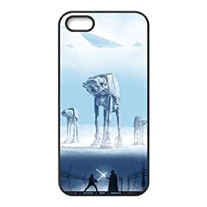 Diy Case for iPhone 5,5S ,Star Wars Customized case Fashion Style