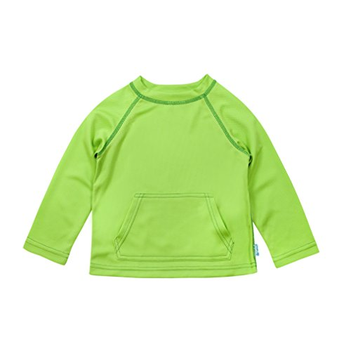 i play. Baby Breatheasy Sun Protection Shirt, Light Green, 6/12mo -