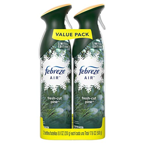 Febreze Air Fresh-Cut Pine 2 bottles