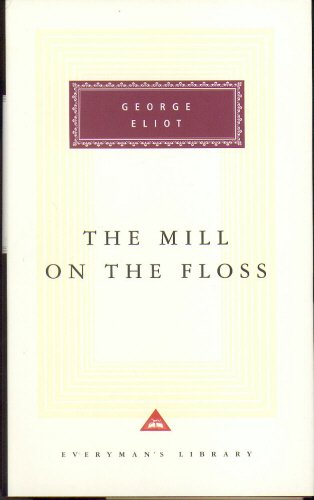 book cover of The Mill on the Floss