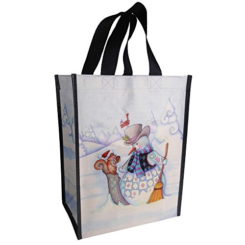 Enesco Jim Shore Heartwood Creek PP Bag Palmer Snowman -