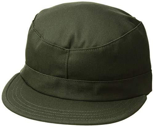 (Propper Men's Bdu Patrol Cap - 65/35 Twill, Olive, Small )