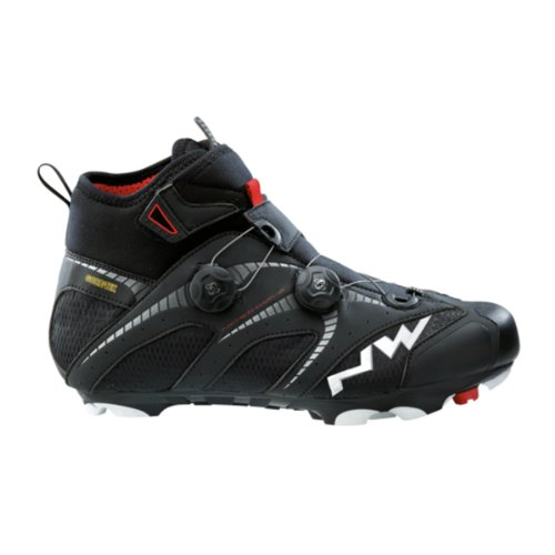 Northwave Men's Extreme Winter GTX M Winter Cycling Shoe - 80142016-10 (Black - 46)