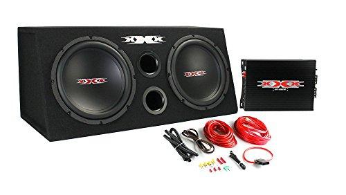 """XXX XBX-1000B 10"""" 1000W Car Su"""