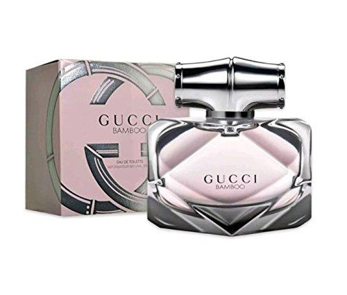 - Gucci Bamboo Eau De Toilette Spray, 1.6 Ounce