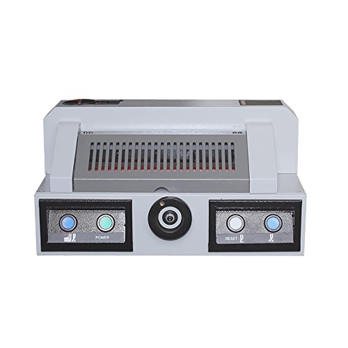 DC-330 Electric Paper Cutting Machine Desktop Electric Paper Cutter Cutting Thickness 30mm Max Cutting Size 330mm