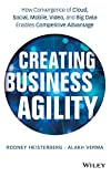 img - for Creating Business Agility: How Convergence of Cloud, Social, Mobile, Video, and Big Data Enables Competitive Advantage book / textbook / text book